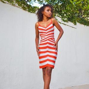 NWT Herver Leger Andreea dress S